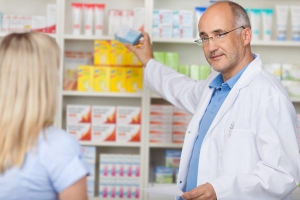 Prescription pharmacien