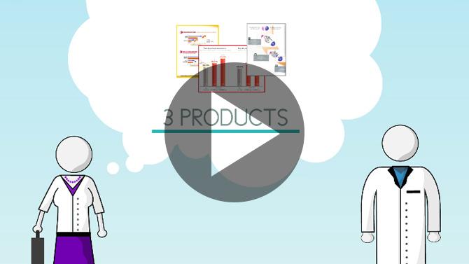 Second stage pharma - Alcuni dei nostri progetti